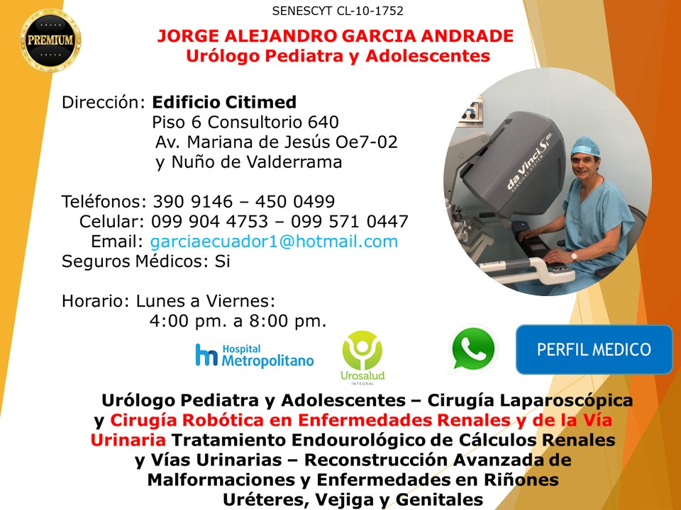 urologos quito