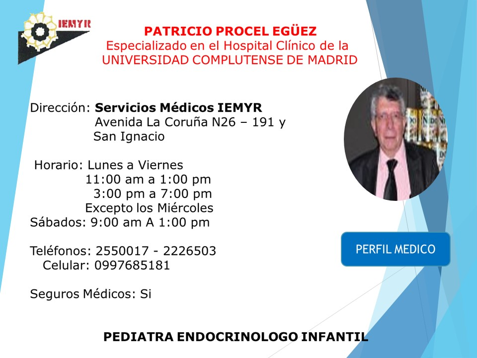 endocrinologos quito