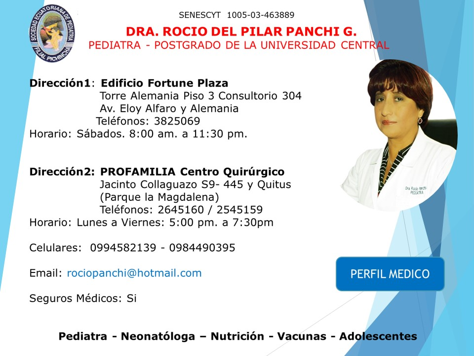 pediatras quito